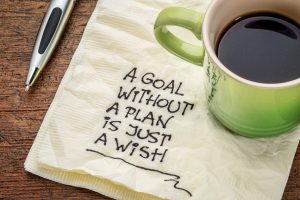 goal without plan is a wish