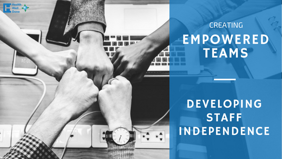 creating empowered teams